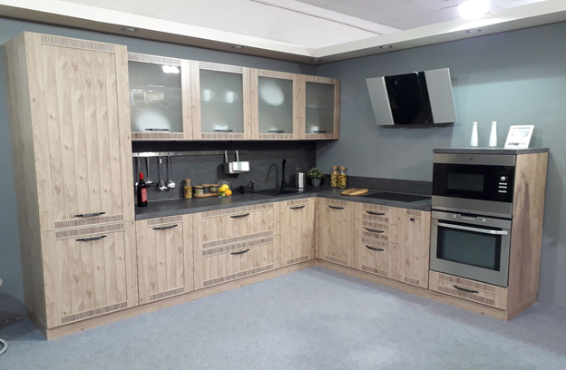 Кухни Лером в классическом стиле