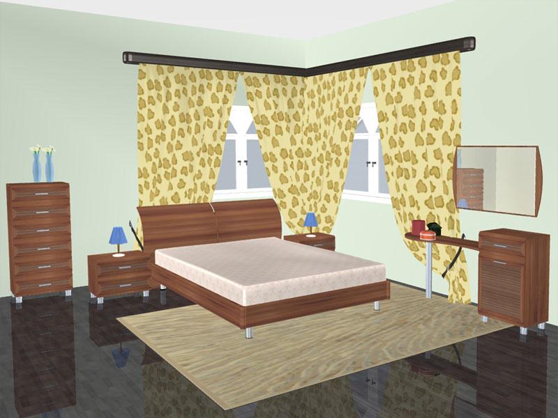 спальня мелисса